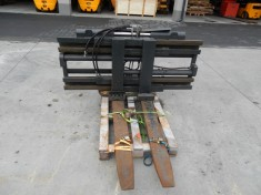 Kaup - Fork positioner with side shift